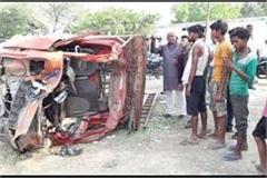 truck collides with dj vehicle 4 people die