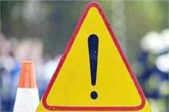 death of 2 in road accidents