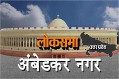 a look at ambedkar nagar lok sabha seat