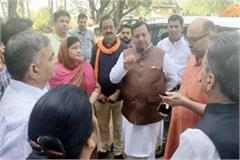 gausadan will be built on the land of thakur ramgopal temple