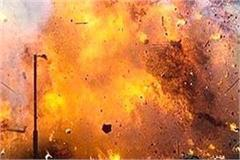 blast in ac during servicing two deaths