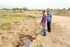 mining mafia in balad river