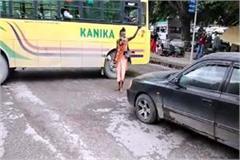 when monk becomes traffic hav