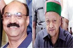 secretary of congress committee targeted on virbhadra singh