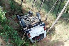 5 student injured in jeep accident
