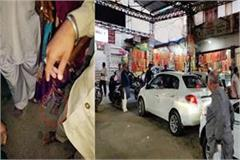 incident with woman devotee in jawalaji temple