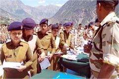 india tibetan border police force s himveers voted