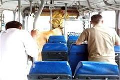 when cow enter in the bus