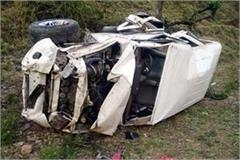 bolero camper crashed 6 youth injured