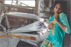 hoshiarpur road accident