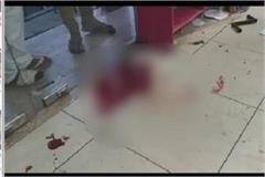 vishal mega mart operator killed at mart in jhajjar