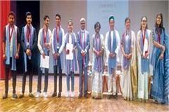 nift celebrate the convocation