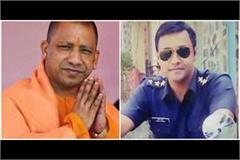 yogi paid tribute to major ketan sharma martyr in the encounter