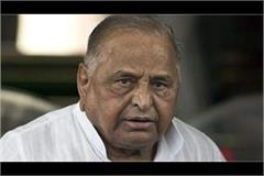 mulayam got relief from medanta hospital of gurujram returned to lucknow