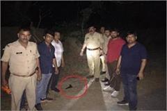 muzaffarnagar 1 lakh prized punk pile in encounter