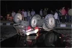 6 people die in sitapur