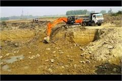 up and haryana state will stop illegal mining and overloading
