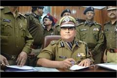 dgp meeting with police officers regarding traffic arrangements