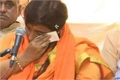 malegaon case sadhvi s body was found in mumbai s nia court
