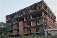 illegal construction work in ghaziabad