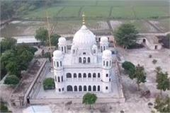 kartarpur corridor s 90 work done on pakistan side