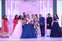 manisha gaur won the misses india tourism 2019