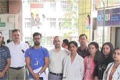 doctors pen down strike