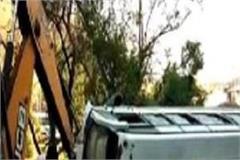 accident in kiratpur sahib