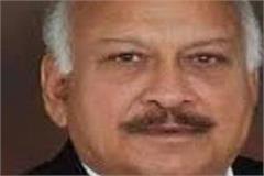 local bodies minister brham mahindra