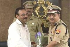 adg law and order pv rama shastri take charge