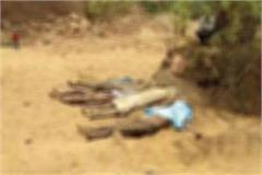 incident 5 laborers die due to sand quarry