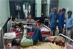 100 children had ill due to eating ice cream