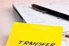 civil surgeons transfers