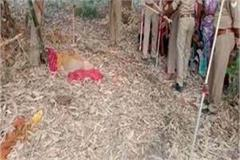 murder after dalit girl abducted from home fear of rape