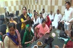 house meeting of gohana municipal council