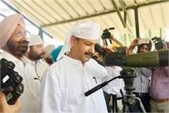cabinet minister singhal and randhawa kartarpur corridor