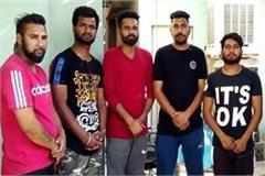 7 punjabis trapped in iraq