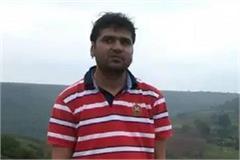 bjp mla kamal patel s son accused of threatening a congress leader