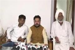 jaswant pataudi joins bjp in loksabha declares to contest election