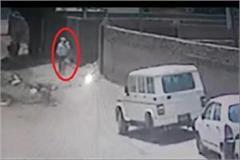 bolero car stolen outside the hospital the thief caught in cctv