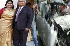 iron gutter enters a moving car a social worker in death wife s death