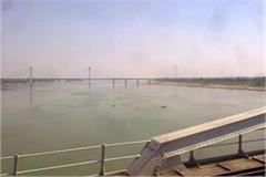 the process of overbridge at yamuna river will start