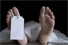 deadbody of driver found in truck