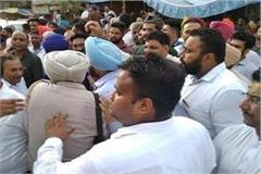 police strike on akali bjp workers in dhariwal by election
