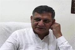 speaker kanwarpal gurjar pinched the statements of op chautala