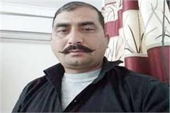 deadbody recovered of missing vice head of panchyat