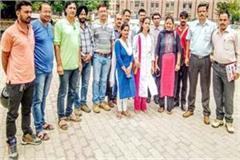 ashok sharma becomes chairman of joa union