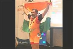 59 year old abid hussain from mewat wins silver medal in australia