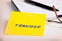 114 asi and si of jalandhar range transferred