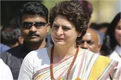priyanka gandhi expresses sadness on yamuna expressway bus accident